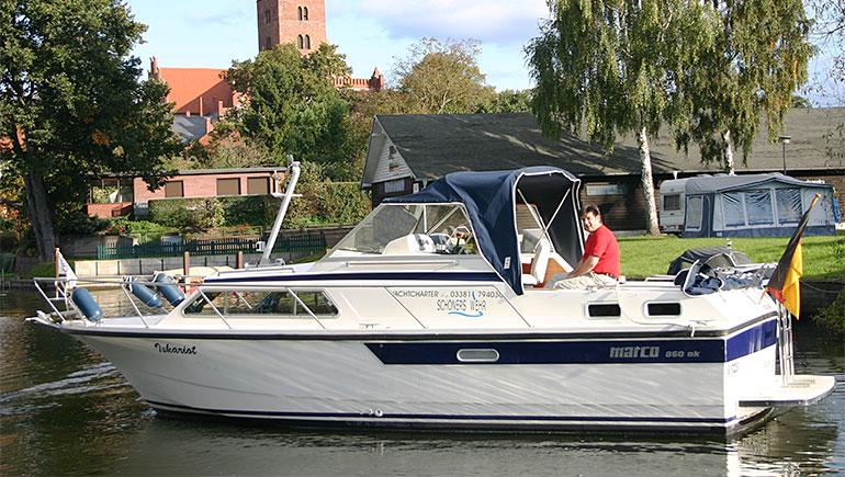 Lastminute-Hausboot Succes MArco 860 AK