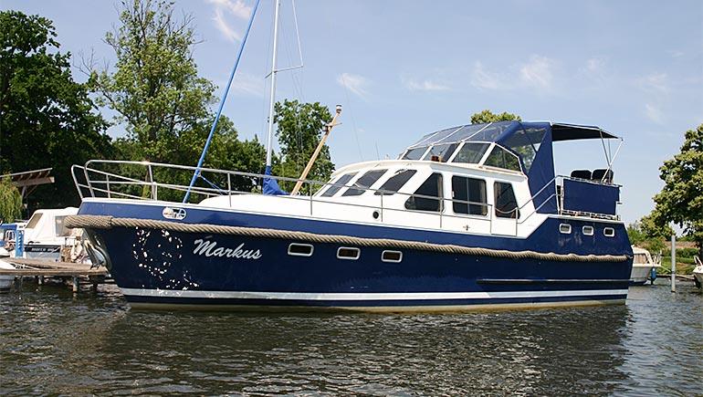 Hausboot Passion Classic Premium 11.60