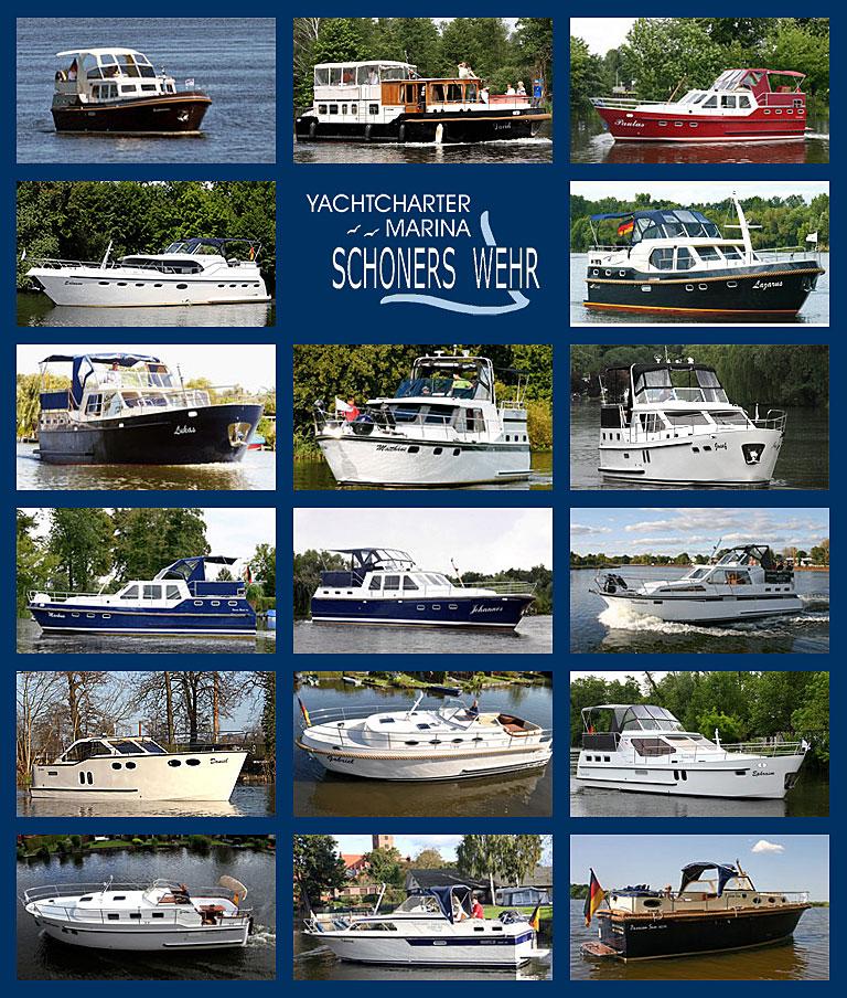 alle Hausboote im Überblick